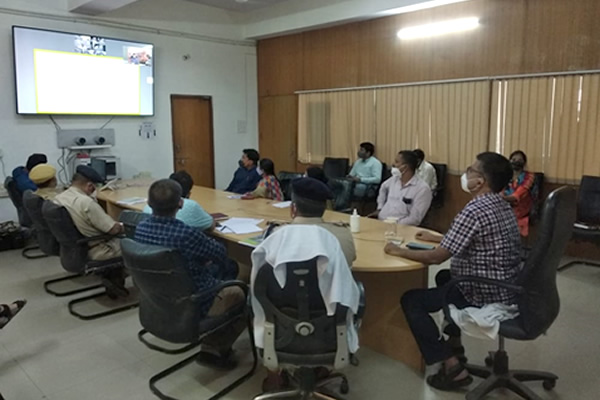 CHILDLINE Advisory Board formed in Dholpur District, Rajasthan